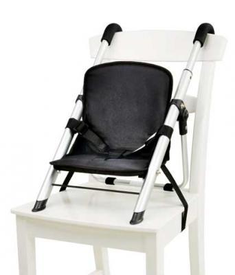 Barnestol til å feste på bord