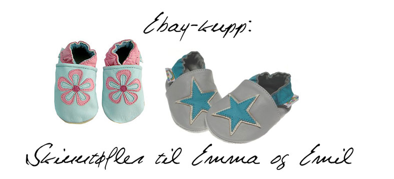 barn tabell sko